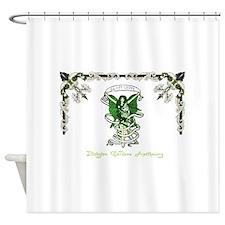 Le Fee Verte Shower Curtain
