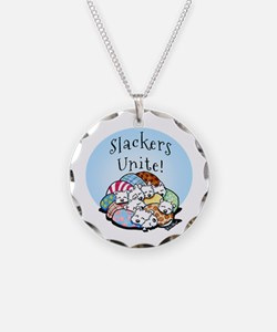 Slackers Unite Necklace