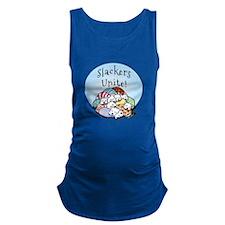 Slackers Unite Maternity Tank Top