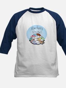 Slackers Unite Kids Baseball Jersey