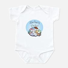 Slackers Unite Infant Bodysuit