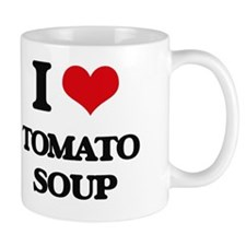 I Love Tomato Soup ( Food ) Mug
