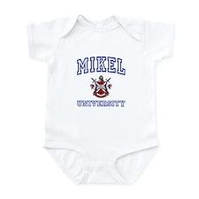 MIKEL University Infant Bodysuit