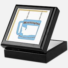 Washington Coffee Keepsake Box