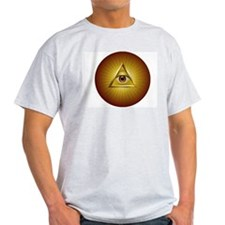 Eye in a Triangle T-Shirt