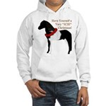 Very ICIE Christmas Hooded Sweatshirt