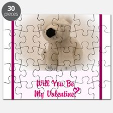 Will you be my Valentine? Puzzle