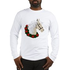 I'm Dreaming of a SMOOTH Xmas Long Sleeve T-Shirt