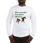 FT Very Gaited Christmas! Long Sleeve T-Shirt