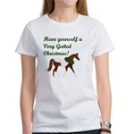 FT Very Gaited Christmas! Women's T-Shirt