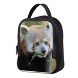 Red panda Lunch Bags