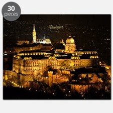 Photograph of Budapest at Night Puzzle