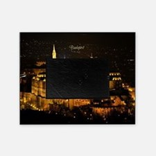 Photograph of Budapest at Night Picture Frame