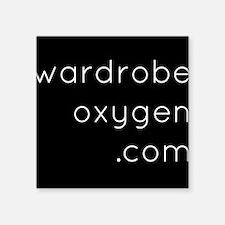 Wardrobe Oxygen Sticker