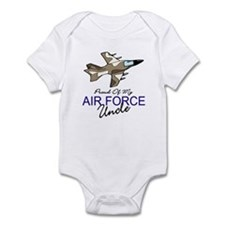 Air Force Uncle Infant Bodysuit