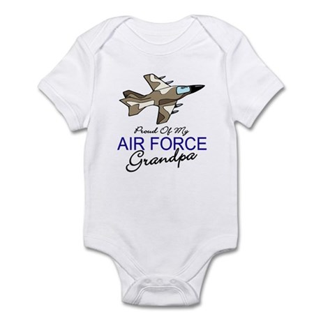 Air Force Grandpa Infant Bodysuit