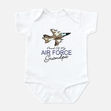 Air Force Grandpa Infant Bodysuit