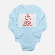Keep calm you live in Chipley Florida Body Suit