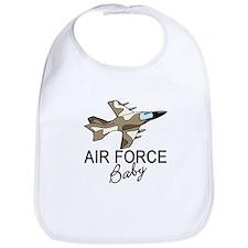 Air Force Baby Bib