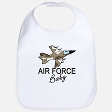 Air Force Baby Bib