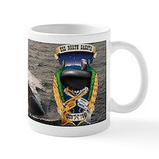 Uss North Dakota Ssn-784 Mugs