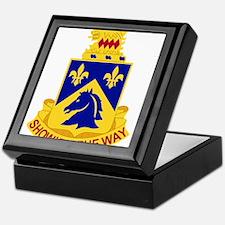 102 Cav Regt.png Keepsake Box