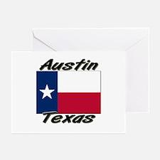 Austin Texas Greeting Cards (Pk of 10)