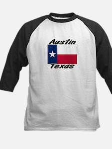 Austin Texas Kids Baseball Jersey