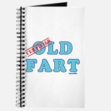Certified Old Fart Journal