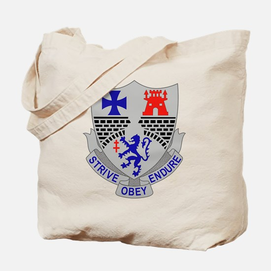 112th Infantry Regiment.png Tote Bag
