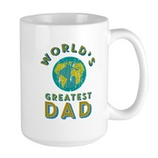 World's Greatest Dad Mugs