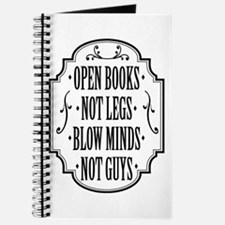 Open Books Not Legs Journal