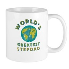 World's Greatest Stepdad Mugs