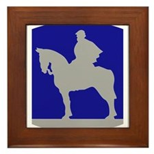 116th Infantry Brigade Combat Team.png Framed Tile