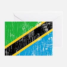 Vintage Tanzania Greeting Cards (Pk of 10)