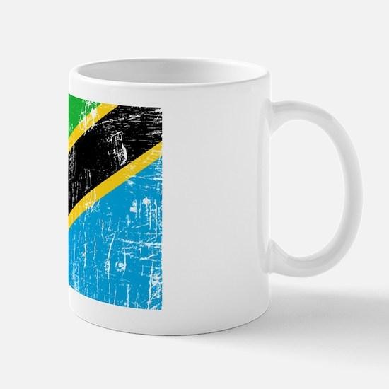 Vintage Tanzania Mug