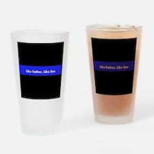 Like Father Like Son Drinking Glass
