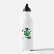 World's Greatest Dziad Water Bottle