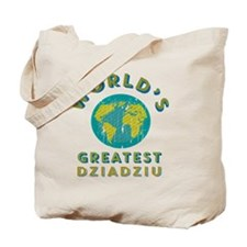 World's Greatest Dziadziu Tote Bag