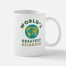 World's Greatest Dziadziu Mugs