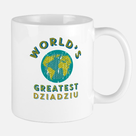 World's Greatest Dziadziu Mugs