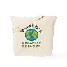 World's Greatest Dziadek Tote Bag