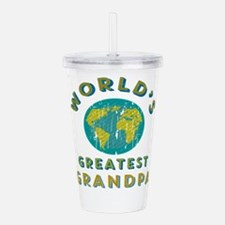 World's Greatest Grand Acrylic Double-wall Tumbler