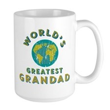 World's Greatest Grandad Mugs