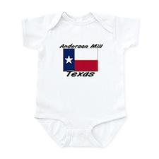 Anderson Mill Texas Infant Bodysuit