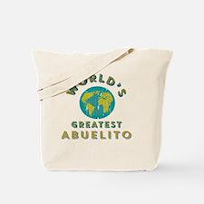 World's Greatest Abuelito Tote Bag
