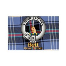 Cute Scottish motto Rectangle Magnet (10 pack)