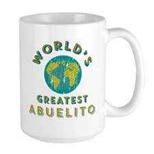World's Greatest Abuelito Mugs