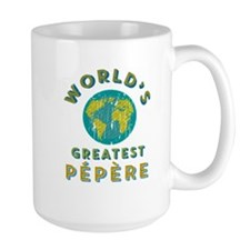 World's Greatest Pépère Mugs
