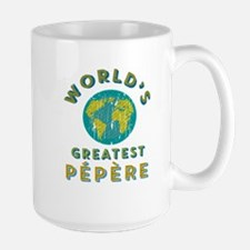 World's Greatest Pépère Mugs